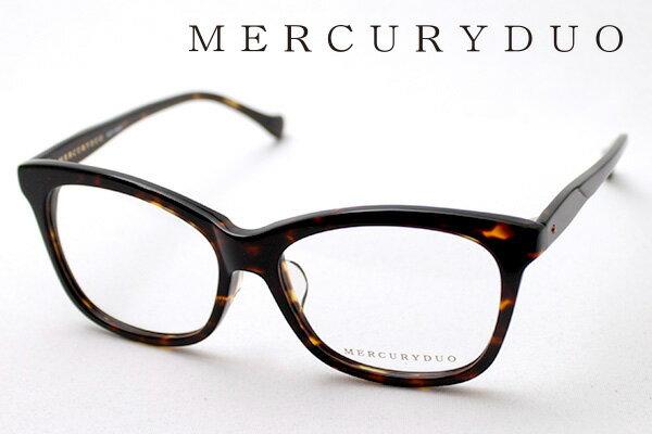 まもなく終了 ポイント10倍+3倍+3倍 10月1日(木)23時59分まで 【MERCURYDUO】 マーキュリーデュオ メガネ MDF-8005-2 伊達メガネ 度付き ブルーライト カット 眼鏡 ウェリントン