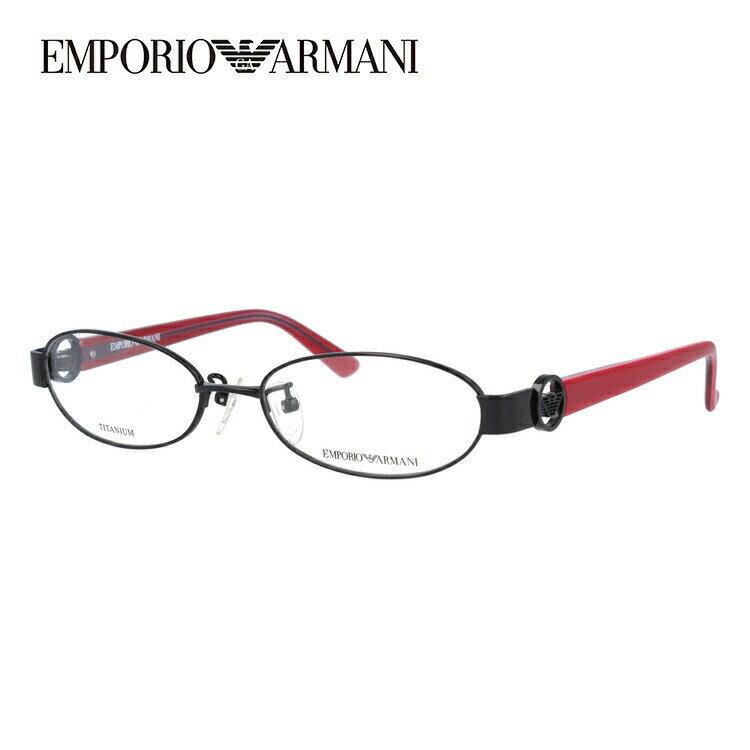 眼鏡・サングラス, 眼鏡  EA1129J 006 52 EMPORIO ARMANI