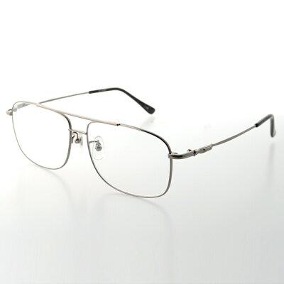 老眼鏡 シニアグラス リーディンググラス NT-03 BP シルバー メンズ レディース 【敬老の日のプレゼントに】【オリジナルメガネケースもれなくプレゼント!】