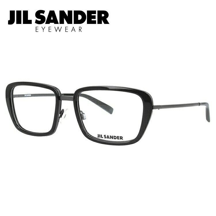 眼鏡・サングラス, 眼鏡  J2002-A 54 JIL SANDER