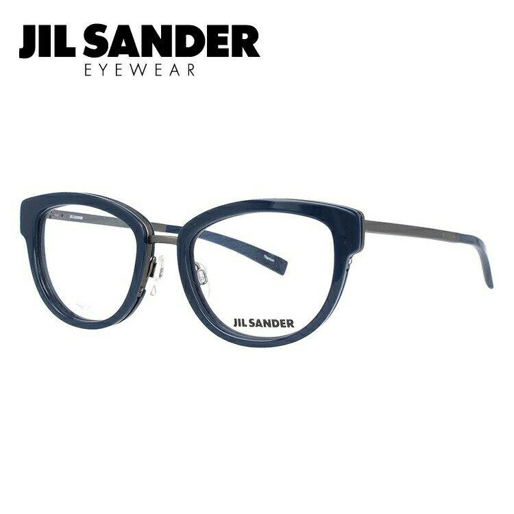 眼鏡・サングラス, 眼鏡  J2005-B 52 JIL SANDER