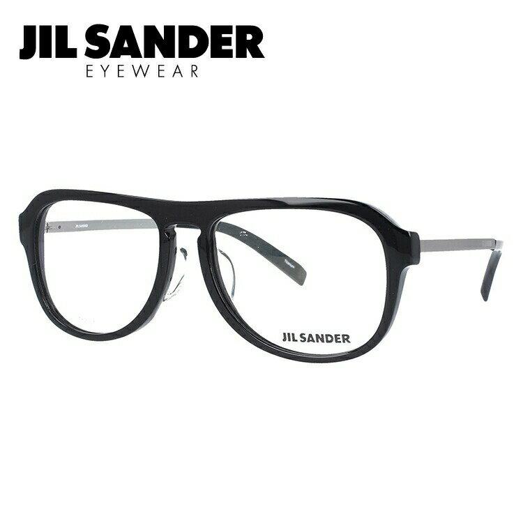 眼鏡・サングラス, 眼鏡  J4014-A 55 JIL SANDER