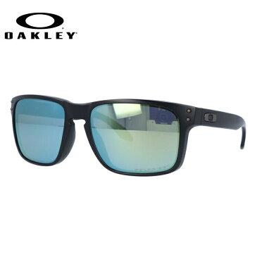 オークリー 偏光ミラーサングラス 度付き対応 OAKLEY HOLBROOK ホルブルック USフィット レギュラーフィット oo9102-50 偏光レンズ ポラライズド スポーツ レディース メンズ UVカット 新品