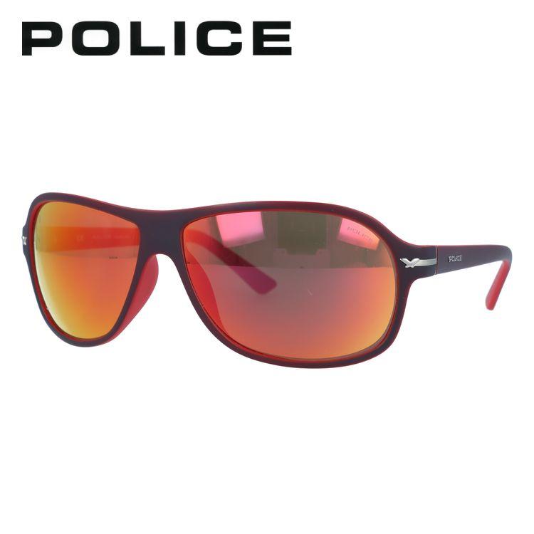 POLICE(ポリス)『サングラス ミラーレンズ レギュラーフィット(S1959M NVBJ)』