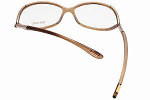 トムフォード眼鏡TOMFORDTF504580456サイズメガネメガネフレームセル/ハーフリム/ラウンド/レディース