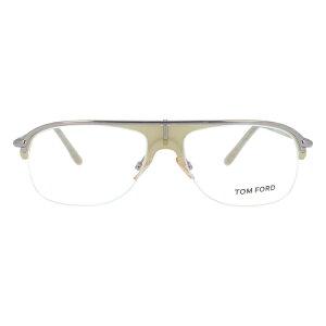 【伊達・度付・PCレンズ対応】【0円レンズ対応】トムフォード眼鏡TOMFORDTF504634856サイズメガネフレームセル/ティアドロップ/ハーフリム/メンズ