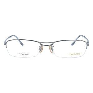 【伊達・度付・PCレンズ対応】【0円レンズ対応】トムフォード眼鏡TOMFORDTF506373154サイズメガネフレームチタン/スクエア/ハーフリム/メンズ