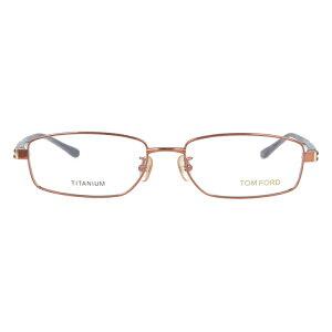 【伊達・度付・PCレンズ対応】【0円レンズ対応】トムフォード眼鏡TOMFORDTF506821754サイズメガネフレームチタン/スクエア/メンズ