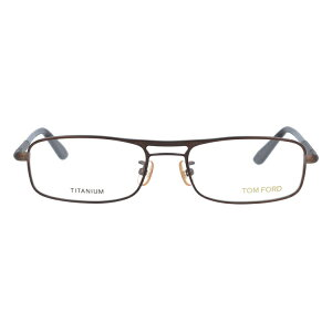 【伊達・度付・PCレンズ対応】【0円レンズ対応】トムフォード眼鏡TOMFORDTF510041454サイズメガネフレームチタン/スクエア/メンズ