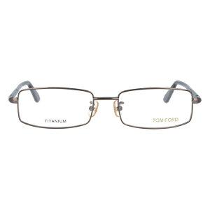 【伊達・度付・PCレンズ対応】【0円レンズ対応】トムフォード眼鏡TOMFORDTF510524753サイズメガネフレームチタン/スクエア/メンズ