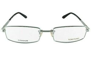 【伊達・度付・PCレンズ対応】【0円レンズ対応】トムフォード眼鏡TOMFORDTF5105F9053サイズメガネフレームチタン/スクエア/メンズ
