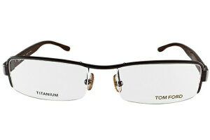 【伊達・度付・PCレンズ対応】【0円レンズ対応】トムフォード眼鏡TOMFORDTF510773155サイズメガネフレームチタン/スクエア/ハーフリム/メンズ