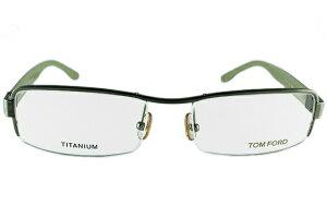 【伊達・度付・PCレンズ対応】【0円レンズ対応】トムフォード眼鏡TOMFORDTF510775355サイズメガネフレームチタン/スクエア/ハーフリム/メンズ