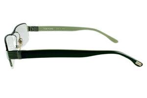 トムフォード眼鏡TOMFORDTF510775355サイズメガネメガネフレームチタン/スクエア/ハーフリム/メンズ