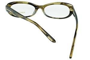 トムフォード眼鏡TOMFORDTF5180U4553サイズメガネメガネフレームセル/バタフライ/レディース