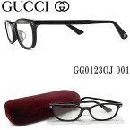 グッチ メガネ GUCCI GG0123OJ 001 ブラック 眼鏡 ブランド 伊達メガネ 度付き セル メンズ・レディース 男性・女性 Italy