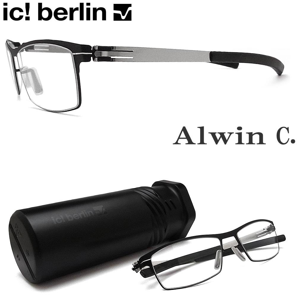 眼鏡・サングラス, 眼鏡 ic! berlin ALWIN C. C BlackPearl