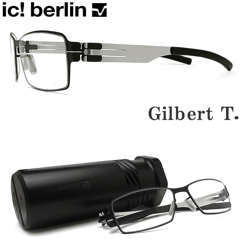 眼鏡・サングラス, 眼鏡 ic! berlin Gilbert T. BLACKPEARL