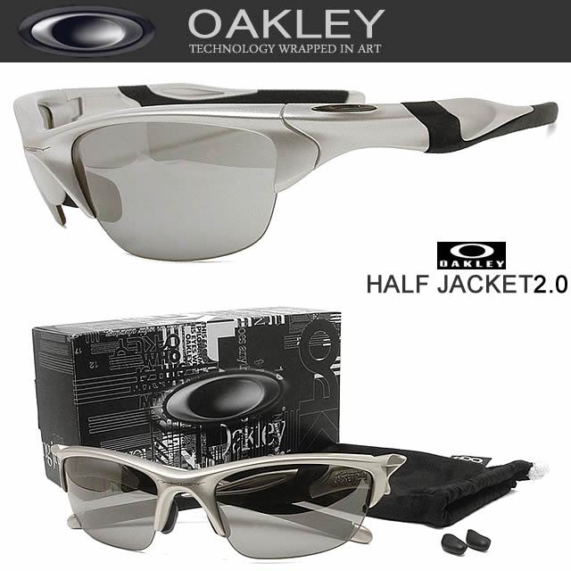 d26e3358c3c アジアンフィット ジャパンフィット プレゼント選択可 サングラス oo9153-17 OAKLEY HALF JACKET2.0 偏光  スポーツサングラス ハーフジャケット2.0 オークリー