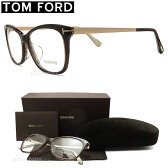 トムフォード メガネ TOMFORD TF5353-F 050 [アジアンフィット] 【送料無料・代引手数料無料】 イタリア製 眼鏡 ブランド 伊達メガネ 度付き ブラウン メンズ セル glasspapa
