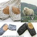 ハイランドグローブ。人気のケーブル編み英国羊毛公社認定ウール使用 ハイランド2000/HIGHLAND...