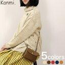【送料無料】Kanmi. クレープショートウォレット WL17-69[...