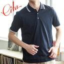 イタリア製 ジャージー マーセライズ ポロシャツ[CITA/チータ][メンズ 男性用 半袖 無地 伸縮 吸汗速乾] [18ap04][送料無料] セール対象