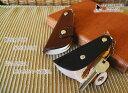 希少なコードバンを使った靴べら付きキーケース【名入れ無料】【FLYING HORSE】コードバン靴...