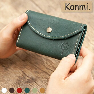 [Kanmi.]  Multi functional card case (Droptree series) [Card Case Pass Case] [Drop-Tree Series] [Kanmi.] [Kanmi.] [10P24Jan13]