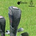 セール![ハリスツイード]HARRIS TWEED ドライバーヘッドカバー[harristweed ゴルフ ドライバー用] グレンフィールド