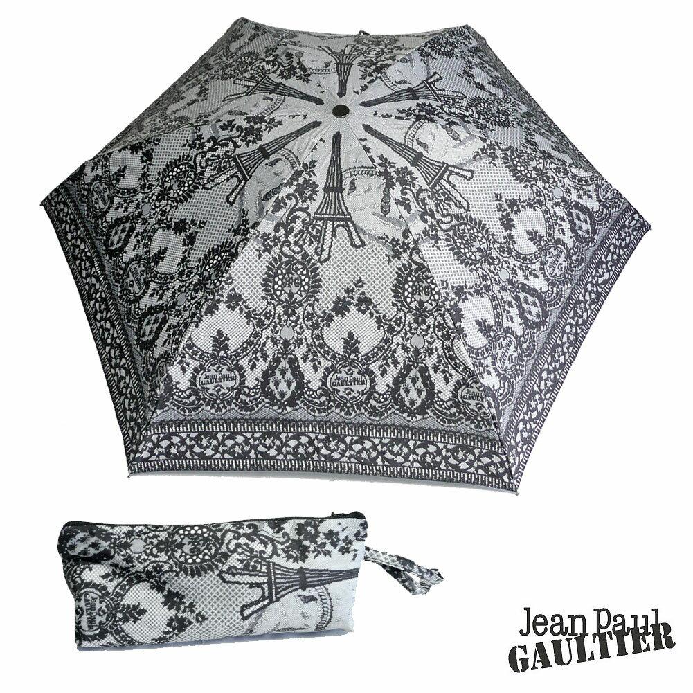 傘, レディース雨傘  1 Jean-Paul GAULTIER TOUR EIFFEL JPG919 Bis