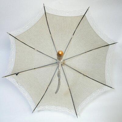 PIEEREVAUXピエールヴォーリネンレース日傘長傘no.6485日傘レースブランド折りたたみ軽量日傘uvカット遮光晴雨兼用日傘ギィドゥジャンGUYDEJEANシャンタル・トーマスギフトプレゼント誕生日送料無料彼女妻女性人気お祝い春コーデ傘