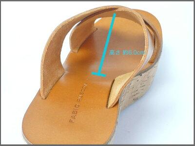 ファビオルスコーニFABIORUSCONIコルクウェッジソールミュールDORA318LEウェッジソールサンダルコンフォートサンダルホワイト白シルバー22.5cm23cm23.5cm24cm彼女妻女性人気レディースシューズ春コーデ母の日靴