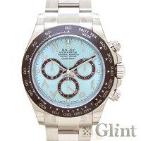 ロレックス(ROLEX)デイトナプラチナアイスブルーアラビアダイヤル116506〔腕時計〕〔メンズ〕〔海外限定〕〔新品〕