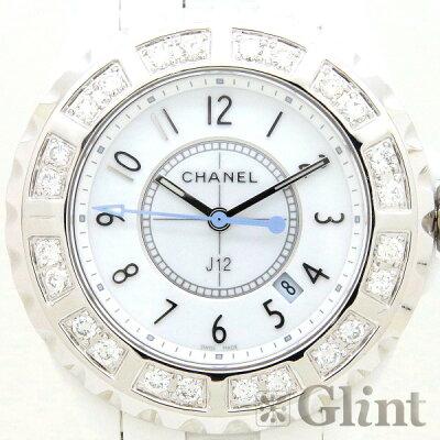 8a55a151cc50 ... CHANEL【シャネル】J12ジェイトゥエルヴ33mm用ラージダイヤモンドベゼル〔腕時計〕〔 ...