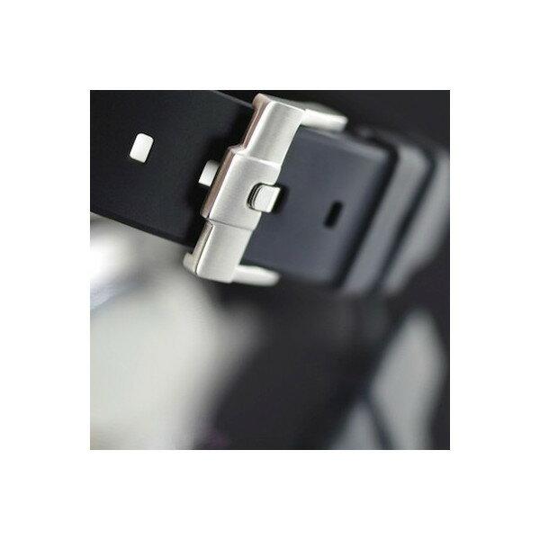 ラバーB【RUBBERB】PANERAI【パネライ】ルミノール サブマーシブル SUBMERSIBLE 44mm 専用ラバーベルト【ブラック×ブルー】