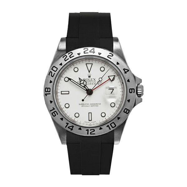 腕時計用アクセサリー, 腕時計用ベルト・バンド BRUBBERBROLEXII ROLEX