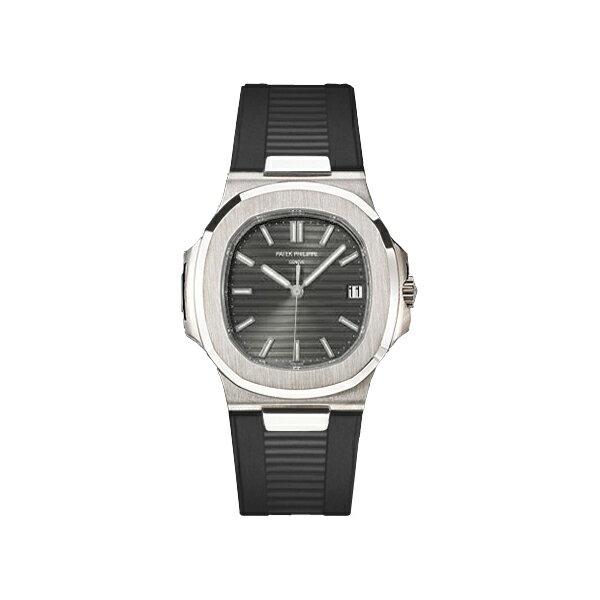 腕時計用アクセサリー, 腕時計用ベルト・バンド RUBBERBBPATEK PHILIPPE 5711,5712,5726A,5980