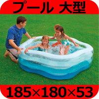 プール大型ビニールプール子供用プール家庭用プールファミリープール子供大きいプール