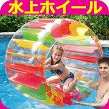 うきわ 大人 ウォーターホイール 浮き輪 上に乗る ビッグサイズ 浮輪 子供 回転 水上