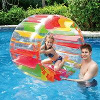 うきわ大人ウォーターホイール浮き輪上に乗るビッグサイズ浮輪子供回転水上