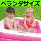 【ビニールプール子供用】水あそびベビープール【ビニールプールベランダサイズ家庭用プール】【あす楽_土曜営業】