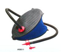 intexダブルアクションフットポンプ29センチ【空気入れダブルアクション】【浮き輪ビニールプール空気入れ】【浮き輪空気入れ】