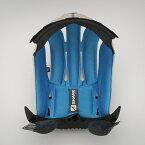 【ヤマハ】 【2018年2月以降入荷予定】 DRAK 用 コンフォートライナー Mサイズ ブルー 補修用 【SHARK ヘルメットオプション品】