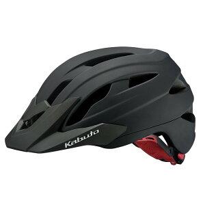 【OGK KABUTO】 FM-8 エフエム・エイト  マットブラック(M/L) 自転車用 サイクルヘルメット スポーツヘルメット JCF(公財)日本自転車競技連盟推奨 MTBやクロスバイクにも 軽量 安心設計 アジ
