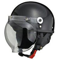 LEADリード工業CROSSCR-760ハーフヘルメット0SS-GCCR760-YB(アイボリー/ネイビー)サイズ調整スポンジ付き