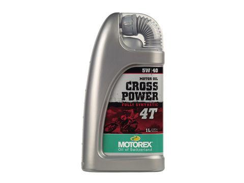 オイル, エンジンオイル 4909449519684MOTOREX CROSS POWER 4T 5W401 100 97789 79541