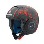 【ヤマハ純正】 【12月下旬発売予定】 SHARK ヘルメット ダラク サンクタス 3サイズ 【日本初上陸SHARK ヘルメット】