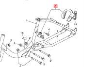 【ヤマハ(YAMAHA)】 X0U-HA8J0-00 キーアセンブリ 電動自転車 (代替:X0U-HA8J0-01) 補修部品 鍵 カギ キー