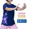 太極拳Tシャツ(四分袖)/スリット入り/後長め丈/MWサイズあり